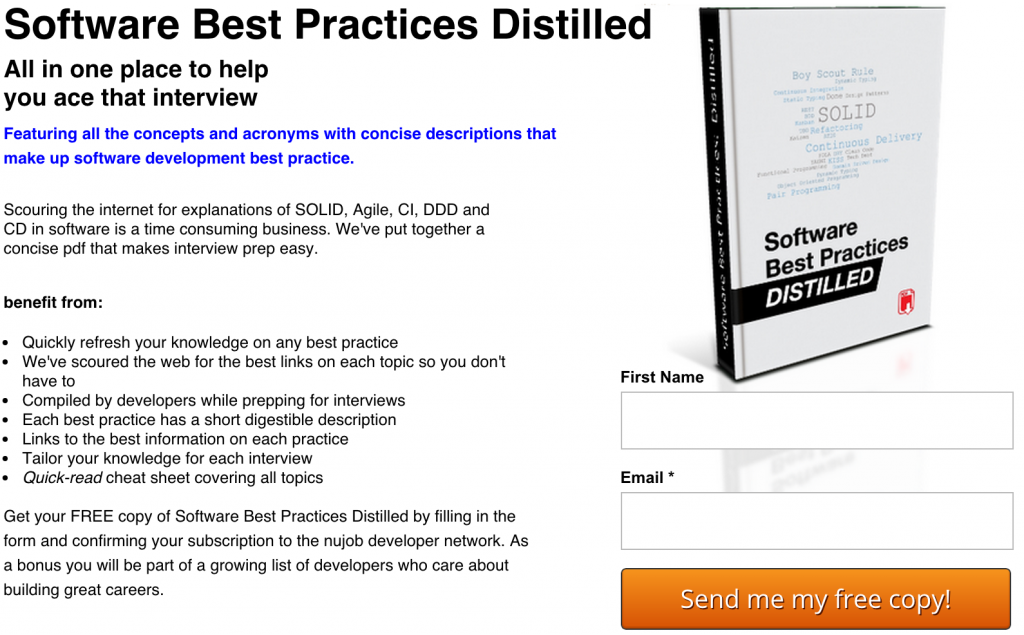 Best Practices Book
